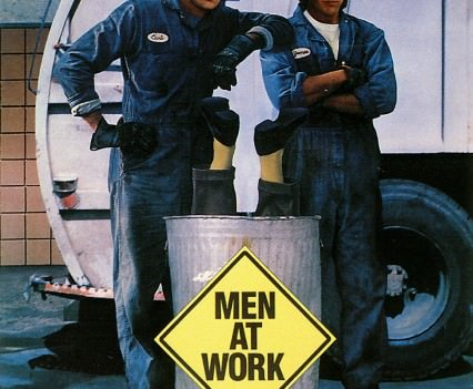 Set Dresser on  Men at Work by Emilio Estevez